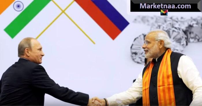 الدولار الأمريكي خارج حسابات صفقات التسلح بين روسيا والهند   فهل ينقلب السحر على الساحر