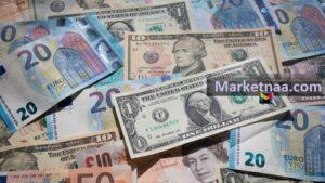 أسعار العُملات الأجنبية اليوم في مصر 5 أغسطس خِتام التعاملات| شامل الدولار واليورو والجنيه الإسترليني