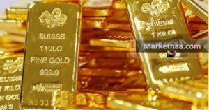 سعر الذهب الآن في الإمارات الاثنين 9 سبتمبر  والجرام يتراجع درهم واحد مع ختام تعاملات اليوم