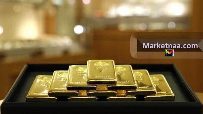 رغم تهاوي أسعار الذهب  توقعاتٍ بارتفاعات كبيرة نهاية الأسبوع الجاري للمعدن النفيس.. إليكم التفاصيل