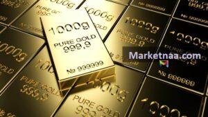 أسعار السبائك الذهبية في الكويت  بكافة الأوزان والأنواع شامل سعر جرام الذهب الآن والفضة اليوم الأربعاء 13 نوفمبر