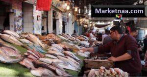 أسعار الأسماك في مصر اليوم الاثنين 7 أكتوبر شامل المأكولات البحرية