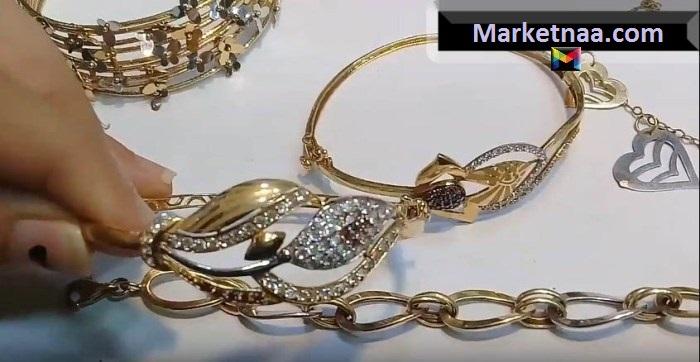 أسعار الذهب القديم| وكسر المُستعمل في مصر بيع وشراء شامل عيار 21 بالصاغة وبحساب المصنعية 6-7-2020