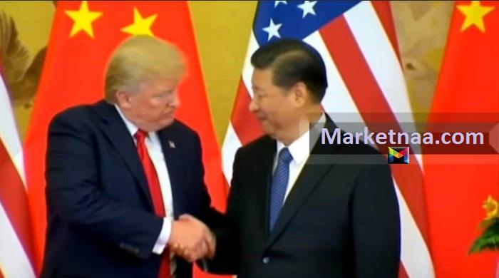 توقعات أسعار الدولار والأسهم والذهب 2019-2020  بعد اتفاق المُنتجات الزراعية بين الولايات المُتحدة والصين
