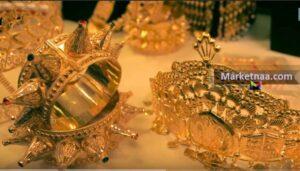 سعر الذهب اليوم في الأردن| شامل قيمة جرام المعدن النفيس لكل عيار بالمصنعية السبت 23 نوفمبر