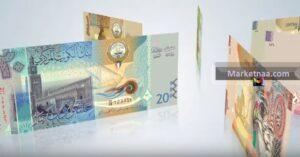 سعر تحويل الدينار الكويتي اليوم| مُقابل الدولار واليورو والجنيه المصري والليرة التركية والسورية الأحد 8 ديسمبر
