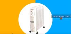 عروض أسعار الدفايات الكهربائية في كارفور 2020| شامل الزيت والشمعة بأحدث الخصومات والتخفيضات