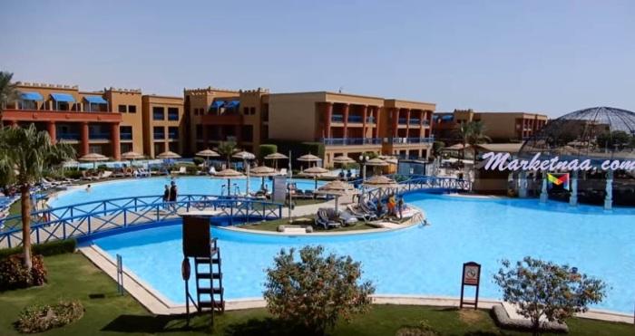 أسعار الفنادق في الغردقة 2020 بالجنيه المصري والدولار| شامل القرى السياحية وبيان بأرخص أماكن الإقامة