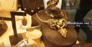سعر الذهب اليوم في السعودية  شامل أسعار الذهب عالمياً بالدولار الثلاثاء 17 مارس 2020