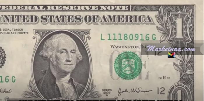 سعر الدولار الأمريكي اليوم مقابل الجنيه المصري بالبنوك وشركات الصرافة  الجمعة 8 مايو 2020 تحديث يومي