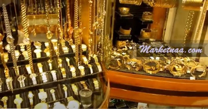 أسعار الذهب اليوم الاثنين في الأردن| 25 مايو 2020 شامل أسعار السبائك وأونصة الذهب بالدينار الأردني