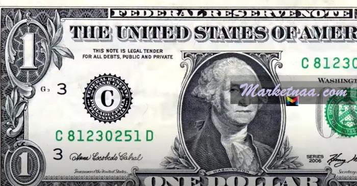 سعر الدولار اليوم في مصر تحديث يومي| الأحد 31 مايو بداية أسبوع العمل الرسمي للبنوك بعد عُطلة العيد