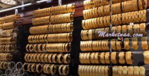 أسعار الذهب اليوم في الأردن مع المصنعية| بيع وشراء في محلات الصاغة الأربعاء 4-8-2020
