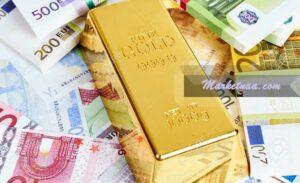 أسعار الذهب باليورو| اليوم الاثنين 10-8-2020 بالجرام والتولة والأوقية والسبيكة والكيلو