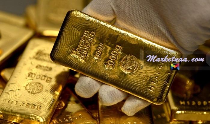 سعر أونصة الذهب اليوم في السعودية بالريال السعودي| الخميس 27-8-2020 شامل سعر الذهب بالجرام