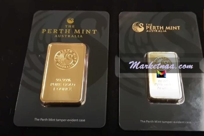 أسعار سبائك الذهب في مصر والسعودية اليوم الأحد 16-5-2021| شامل وزن 100 جرام و50 جرام