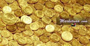 سعر الجنيه الذهب اليوم في السعودية بالريال السعودي  شامل الجنيه الذهب الإنجليزي يونيو 2021