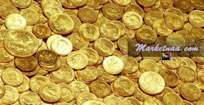 سعر الجنيه الذهب اليوم في السعودية بالريال السعودي 2021 ماركتنا