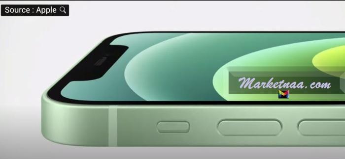 سعر أيفون 12 في ألمانيا باليورو| شامل تقرير بالمميزات والمواصفات
