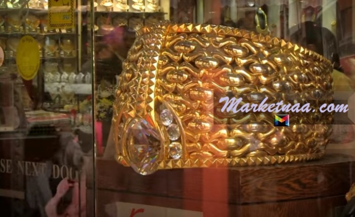 أسعار الذهب اليوم في السعودية بيع وشراء| بسعر بيع محلات الصاغة بالمصنعية وشراء المُستعمل الأحد 16-5-2021