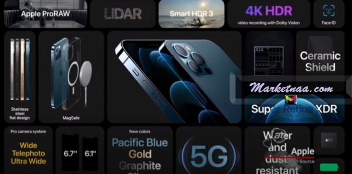 أسعار هواتف أيفون 12 الجديدة في السعودية| بالريال السعودي والدولار الأمريكي شامل برو وبرو ماكس