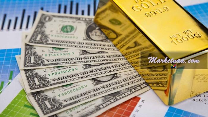 سعر الذهب اليوم بالدولار 23-1-2021| شامل سعر السبيكة والأونصة والجنيه الذهب