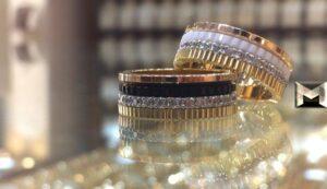 سعر دبلة بوشرون ذهب وفضة في مصر والسعودية 2021| شامل تصميمات بالصور والأسعار