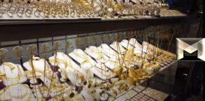 أسعار الذهب الإمارات| تراجع سعر الجرام اليوم الجمعة 12-3-2021 والجنيه الذهب يفقد 20 درهم من قيمته