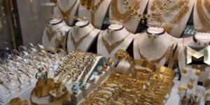 سعر الذهب في الإمارات  الجرام يُحقق مكاسب 1 درهم مع بداية تعاملات الخميس 1-4-2021 وانتعاش البيع والشراء في دبي