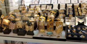 سعر الذهب اليوم في مصر للبيع والشراء عيار 21| بقيمة مصنعية محلات الصاغة وسعر شراء كسر المُستعمل الأحد 23-5-2021