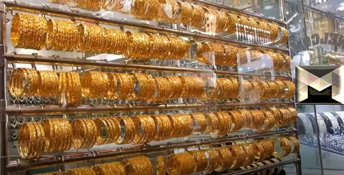 سعر الذهب اليوم عيار 18| بأسعار البيع والشراء في محلات الصاغة بمصر