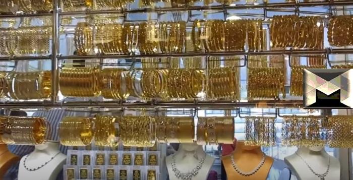 سعر الذهب عيار 21 بكام النهارده  شامل سعر جرام الذهب اليوم في مصر الآن الخميس 27 مايو 2021