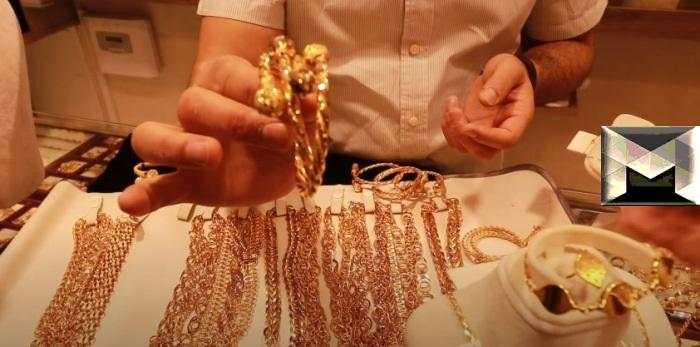 سعر جرام الذهب اليوم في السعودية| الأحد 1-8-2021 مع بكم سعر عيار 21 بيع وشراء
