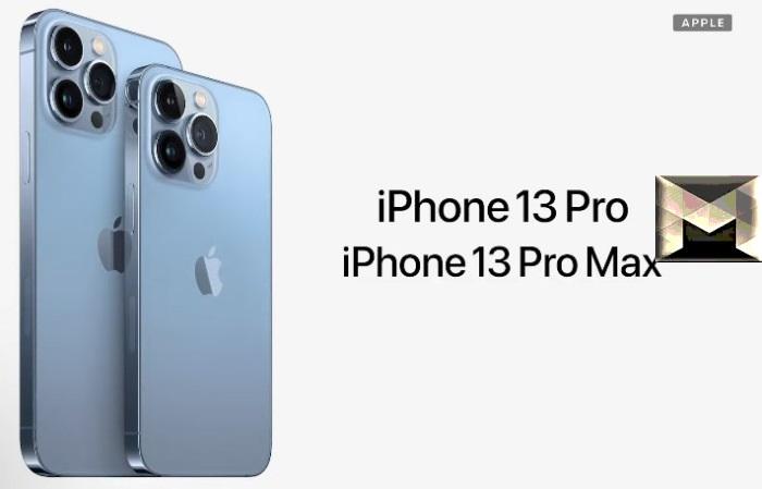 سعر ايفون 13 برو وبرو max في السعودية 1 تيرابايت  مع المواصفات والإمكانيات وعروض الخصم والتخفيض