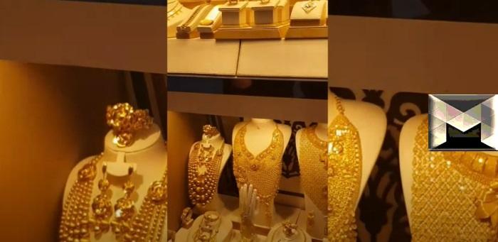 بكم سعر الذهب اليوم 21  بسعر البيع في مصر بالمصنعية وسعر الشراء للمستعمل الاثنين 11-10-2021