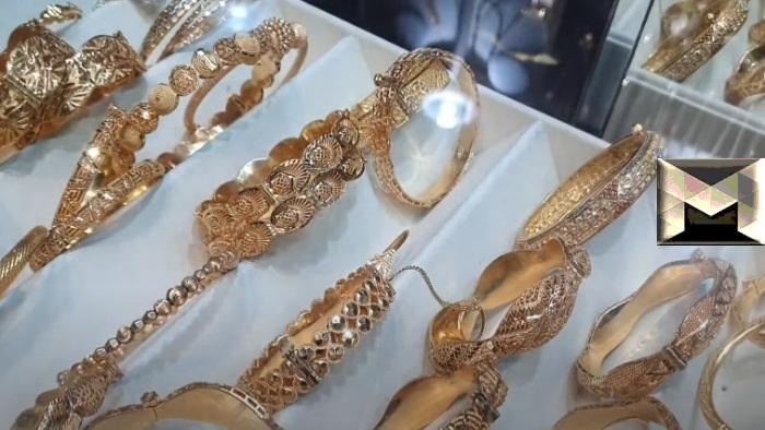 سعر الذهب في سوق قطر اليوم| الأحد 10-10-2021 شامل أسعار البيع والشراء بمحلات الذهب في الدوحة